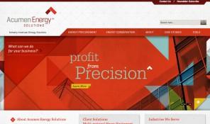 Acumen Energy Branding