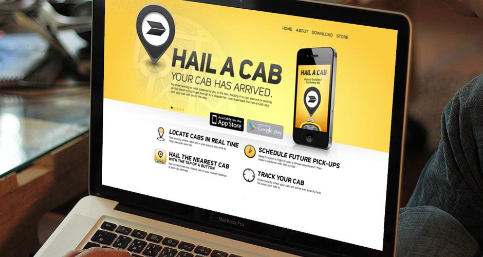 Yellow Cab - App