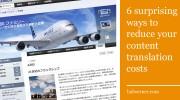 6 ways to reduce translation costs image